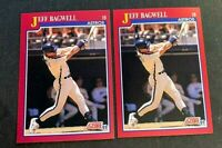 1991 Score Traded #96 Jeff Bagwell Rc - Astros (2)