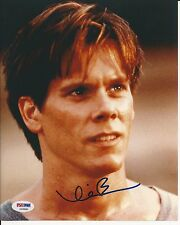 KEVIN BACON Signed 8 x10 PHOTO w/ PSA/DNA COA
