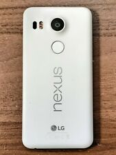 LG Nexus 5x Google 32gb weiß Android Smartphone Lineage OS