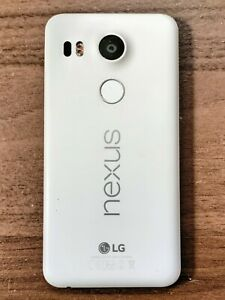 LG Nexus 5X Google 32GB White - Android SmartPhone Lineage OS