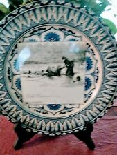 Royal Doulton They All Go Skating Gibson Girls Collectors Plate 1900-1910
