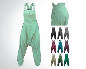 100% COTTON Harem / Ali Baba - Dungarees / Jump Suit