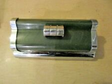 1948 Kaiser Frazer Manhattan Seat Ashtray - Plastic - Chrome / Rat Rod