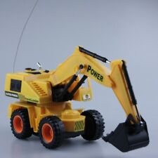 Baustellenfahrzeug Bagger RC ferngesteuert Spielzeug Kinder Sandkasten NEU OVP