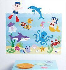 Olive Kids Aquarium Peel & Stick Appliques 13536