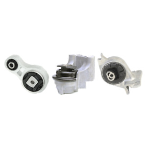 3PC MOTOR MOUNT FOR 2010-2011-2012 FORD FUSION SPORT 3.5L FAST FREE SHIPPING