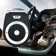 Kit Vivavoce Bluetooth V4.1 Per Auto Con Telecomando Musica Chiamate Gps hsb
