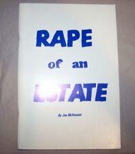 Rape Of An Estate by Joe McKennon - John Ringling's Heritage