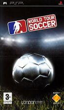 World Tour Soccer PSP - LNS