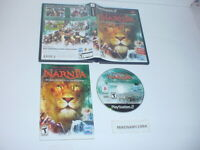 CHRONICLES OF NARNIA game complete in case w/ manual - Sony Playstation 2 PS2