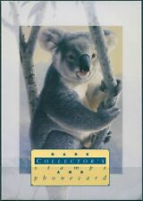 Australia Cinderella Koalas 1994 Collector's Stamps and Phonecard pack