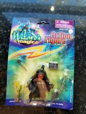 The Wizards Magic Toy Action Figure Statue Play Set Wizard Krunge Figure