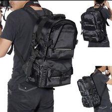 Large DSLR SLR Camera Backpack Rucksack Bag Case Rain Cover for Nikon for Canon