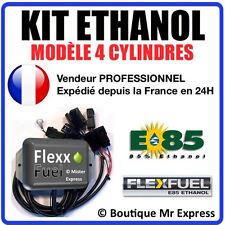 KIT Ethanol Flex Fuel - E85 - Bioethanol - 4 Cylindres - ELM327 COM OBDII