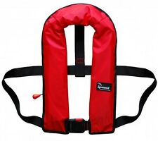 Bluewave Adult Automatic 150N Red Lifejacket - 2018 Stock! British made!