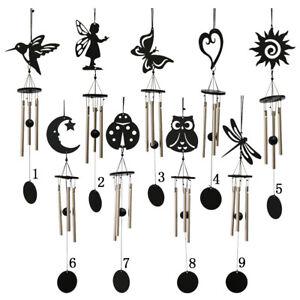 Garten Garten Glockenspiele Metall Hof Garten hängen J4M6 Ornament Dekor T0M5