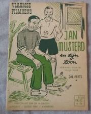 Vlaamse Filmkens N°231 Jan Musterd en zijn zoon Averbode