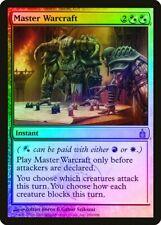 Master Warcraft FOIL Ravnica: City of Guilds PLD White Red Rare CARD ABUGames
