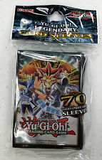 YuGiOh Legendary Joey Yugi Kaiba Card Sleeves - 70 Ct. - Sized Mini - Brand New!