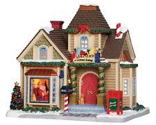 LEMAX Santa's Storytime Cottage / Weinachtsdorf Winterdorf Modellbau