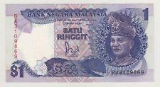 BA 3109869 Replacement RM1 Jaffar Hussein UNC Malaysia