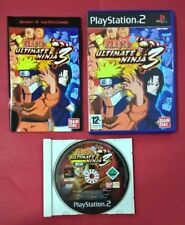 Naruto: Ultimate Ninja 3 - PLAYSTATION 2 - PS2 - USADO - MUY BUEN ESTADO