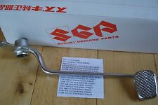 SUZUKI GT250 T250 T305 T350 TC305 BRAKE PEDAL FACTORY NEW PT NO 43110-18100