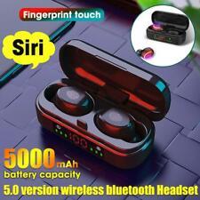 Mini True Wireless Earbuds Bluetooth V5.0 Headphones Stero Sound Mini Headsets
