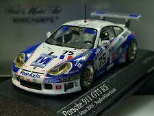 Minichamps Porsche 911 GT3 RS, LeMans 2004, #75, 400 046975 - 1/43
