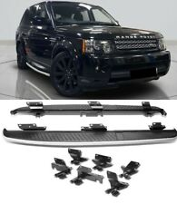 SIDE STEPS RUNNING BOARDS FOR LAND ROVER RANGE ROVER SPORT 2005-13 OEM STYLE NEW