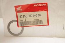 NEW NOS OEM HONDA 41455-MG9-000 SHIM,PINION GEAR, F(1.62) GL1200 GL1500 VTX1800+