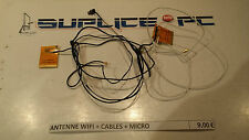Packard Bell Model :PEW96 - Antenne Wifi + Cables + Micro