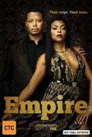 Empire Complete Third Season Three 3 DVD NEW Region 4