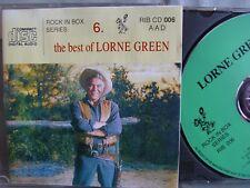 Lorne Greene (Green)- The Best of- RAR