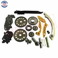 NEW 2.4L 2.2L 2.0L Ecotec Engine Timing Chain Kit w/ Balance Shaft Set L61 00-11
