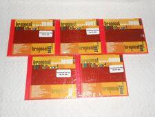 5 CD- BILLBOARD HOT LATIN TRACKS / BEST OF TROPICAL 1996-2000  / NEW / SEALED