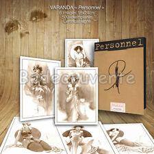 Portfolio VARANDA Personnel 500ex-signé