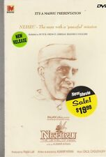 Nehru - The Jewel Of India - Film By Rajan Lall  [Dvd]  1st Edition Released