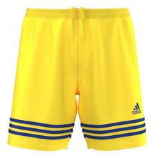 Shorts e bermuda gialli adidas per bambini dai 2 ai 16 anni