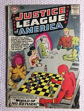 Justice League of America #1 (1960,DC) Mega-Silver Age Key Affordable Copy  WOW