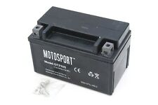 Gtz10-S (Ytz10S) Absorbed Glass Matt Mfgenuine Honda Motosport Battery Agm #X111