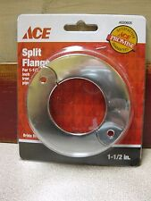 """ACE Hardware SPLIT FLANGE #4020608 1-1/2"""" for Iron Pipe  New Free Shipping"""
