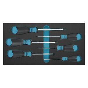 Hazet 6-Pc TORX Profile Screwdriver Set