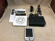 Hp Ipaq Rx1950 Series Pocket Pc With Sleeve And Adapter Good Condition