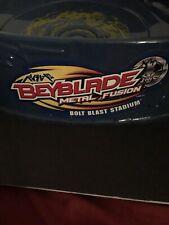 Beyblade Metal Fusion -Bolt Blast Beystadium Arena Stadium - Slightly Used