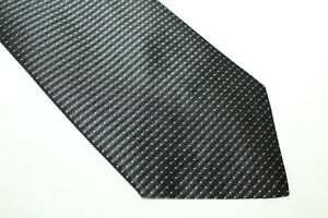 GIOFFRE' Silk tie Made in Italy F6890