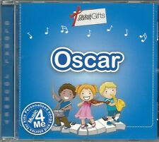 PERSONALISED SONGS AND STORIES FOR KIDS CD - OSCAR