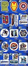 UD MARVEL AVENGERS ASSEMBLE MOVIE TRADING retail STICKER CARD SET 1-30