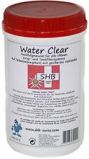 SHB Swiss Filtergranulat Nachfüllgranulat 1Li. Dose Granulat für Claris Patronen