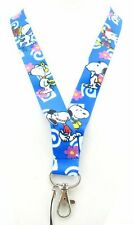 New Lovely blue snoopy Mobile Phone LANYARD Neck Strap Charms
